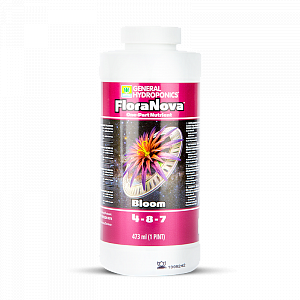 Flora Nova Bloom GH 473 ml (t°C) в магазине Grow365