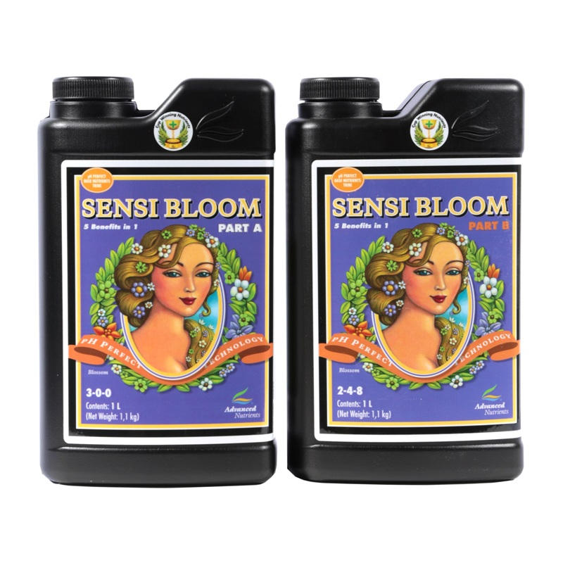 Sensi Bloom pH Perfect A&B 1л. в магазине Grow365