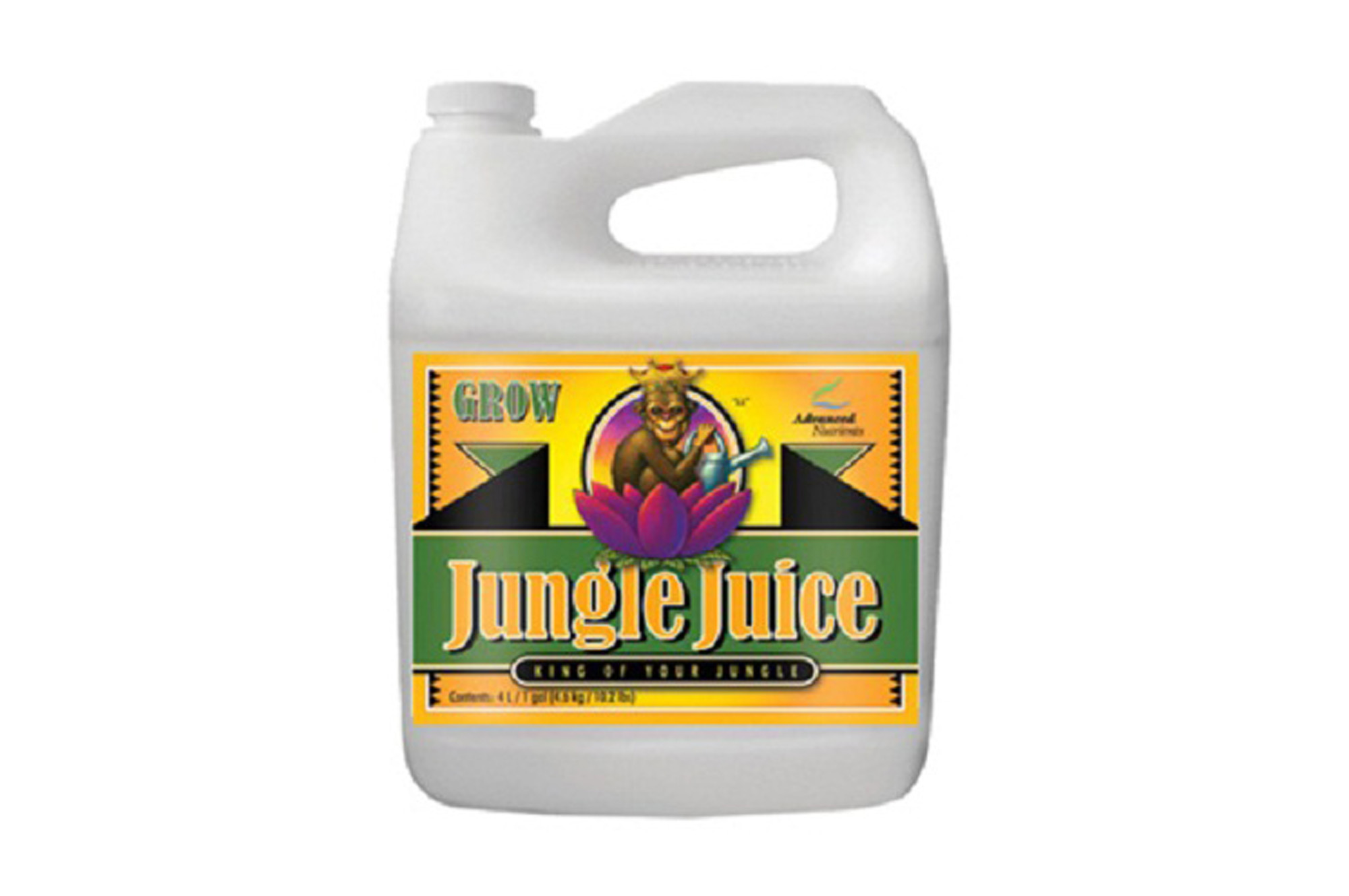 Jungle Juice Grow 5л. в магазине Grow365