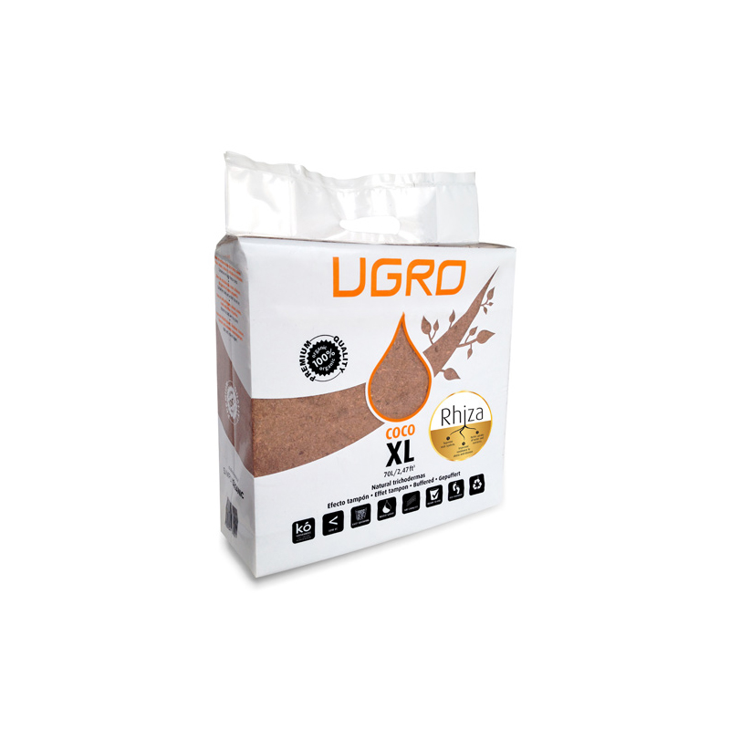 UGro Xl Rhiza 70л. в магазине Grow365